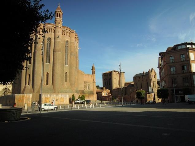 Cathédrale Sainte-Cécile / Palais de la Berbie / Musée Toulouse-Lautrec